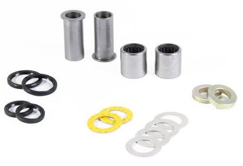 SUZUKI RMZ450 2005-2018 SWING ARM BEARINGS BUSHES KIT PROX