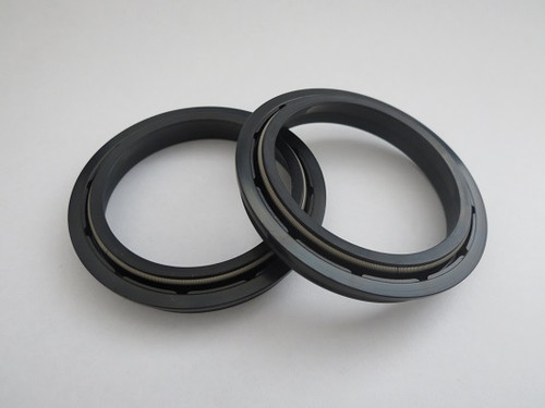 SUZUKI RMZ250 FORK DUST SEALS MXSP PARTS 47mm 2007-2012