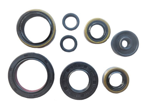 KTM 85 SX 2003-2017 ENGINE OIL SEALS KIT CRANKSHAFT WATER PUMP