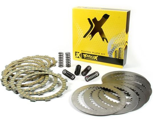 SUZUKI RMZ450 2005-2020 CLUTCH PLATES & SPRINGS KIT PROX
