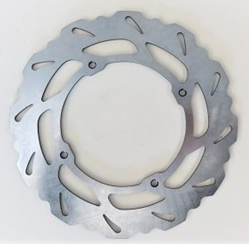 HONDA CRF250R 2004-2018 REAR BRAKE DISC ROTOR MXSP PARTS