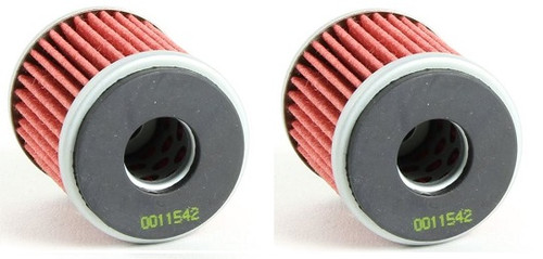 YAMAHA YZ250F 2003-2021 OIL FILTERS 2 PACK PROX