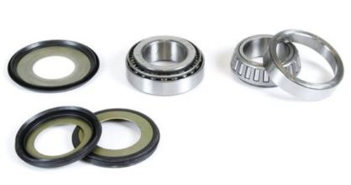 YAMAHA YZ250 1996-2021 STEERING STEM BEARING SEAL KIT PROX