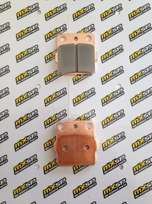 YAMAHA YZ65 2018 REAR BRAKE PADS SINTER PARTS MXSP