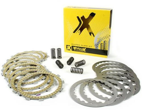 KTM 250 EXC 1996-2012 CLUTCH PLATE & SPRINGS KIT PROX PARTS