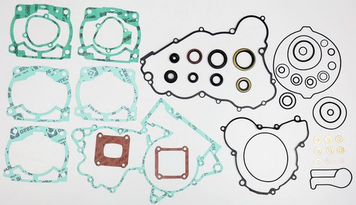 KTM 300 EXC 2017-2019 COMPLETE GASKETS ENGINE OIL SEALS ATHENA