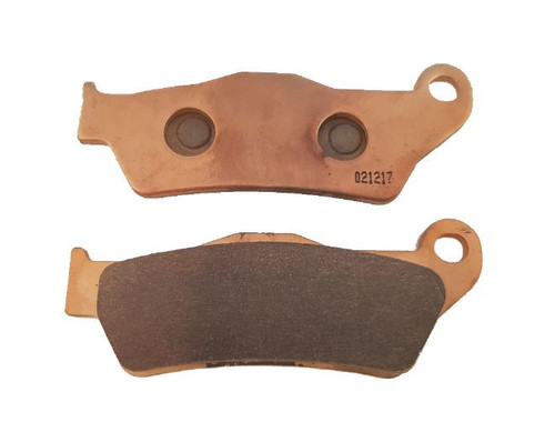 KTM 450 EXC 2004-2019 FRONT BRAKE PADS SINTER COMPOUND