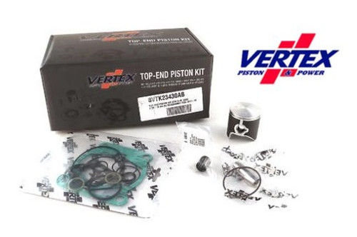 KTM 125 SX 2016-2021 TOP END ENGINE REBUILD KIT 2 VERTEX PISTON