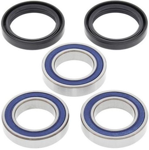 SUZUKI RMZ450 2005-2019 REAR WHEEL BEARINGS & SEAL KIT PROX