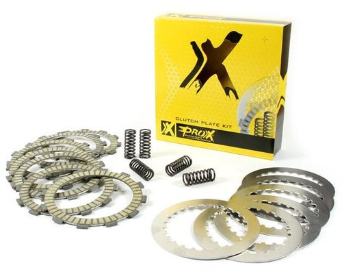 KTM 200 EXC 1998-2016 COMPLETE CLUTCH PLATE & SPRINGS KIT PROX