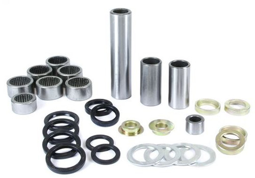 YAMAHA YZ125 1993-2021 LINKAGE BEARING BUSHES SERVICE KIT