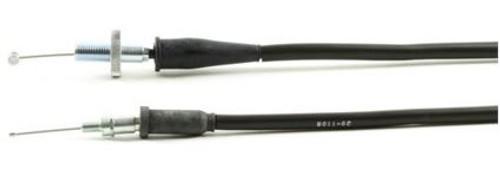 KTM 150 SX 2017-2020 THROTTLE CABLES BLACK VINYL
