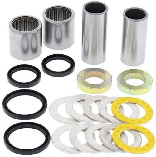 HONDA CRF450R 2002-2018 SWING ARM BEARING BUSHES KIT PARTS