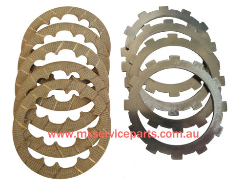 KTM 50 SX 2013-2021 OEM GENUINE CLUTCH PLATE KIT #45232110033