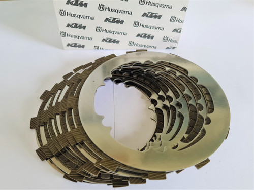 KTM 85 SX 2018-2021 OEM CLUTCH DISC PACK #47232010033