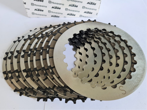 HUSQVARNA FC250 2019-2021 OEM CLUTCH DISC PACK #79332010033