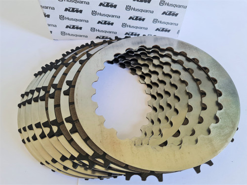 HUSQVARNA FC450 2016-2021 OEM CLUTCH DISC PACK #79532010033