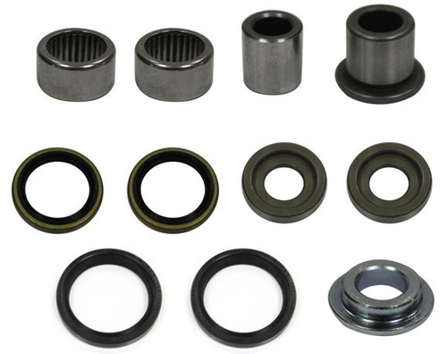 SUZUKI RMZ250 RMZ450 2010-2020 SHOCK BEARING KIT PIVOT WORKS