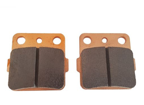 KAWASAKI KX85 2001-2019 BRAKE PADS REAR SINTER COMPOUND MX