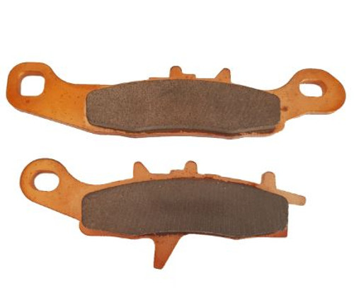 KAWASAKI KX85 BRAKE PADS FRONT SET SINTER MX PARTS 2001-2018