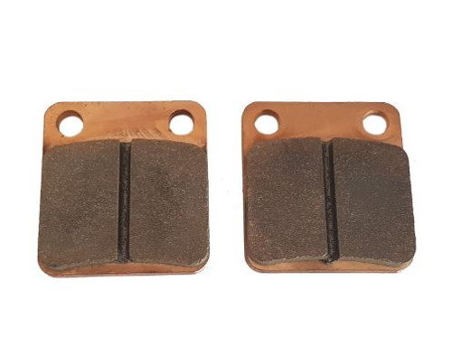 KAWASAKI KX65 2000-2019 BRAKE PADS REAR SET SINTER MX PARTS