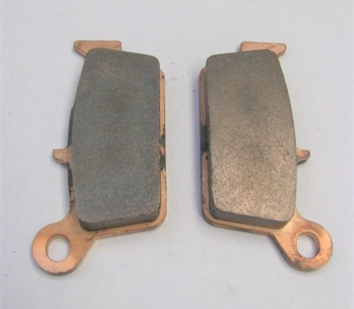 KAWASAKI KX125 KX250 1995-2008 REAR BRAKE PADS SINTER PARTS