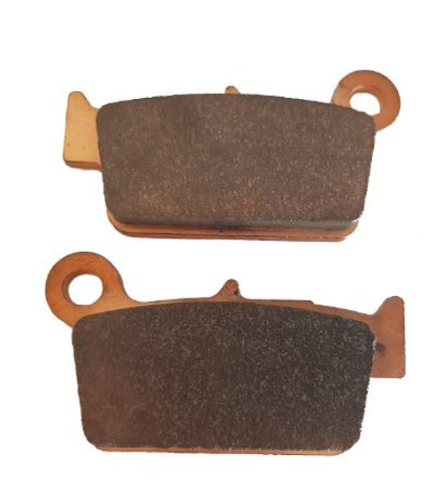 SUZUKI RMZ250 RMZ450 REAR BRAKE PADS MXSP SINTER 2004-2018