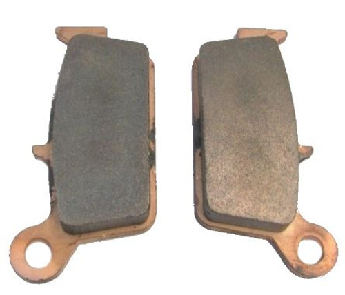 SUZUKI RM125 RM250 1996-2011 REAR BRAKE PADS SINTERED MXSP