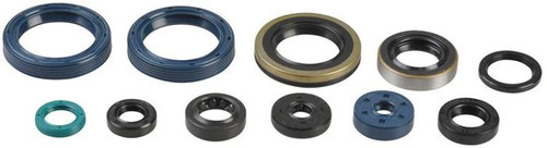 KAWASAKI KX250F 2004-2018 ENGINE OIL SEALS KIT ATHENA
