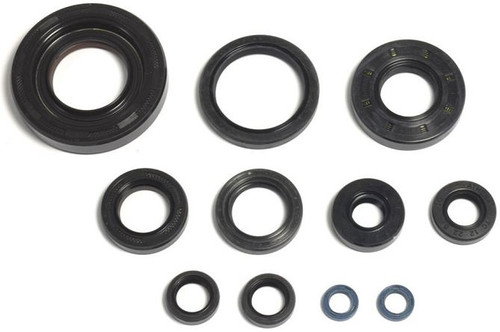 YAMAHA YZ250 2001-2021 ENGINE OIL SEAL KIT ATHENA PARTS