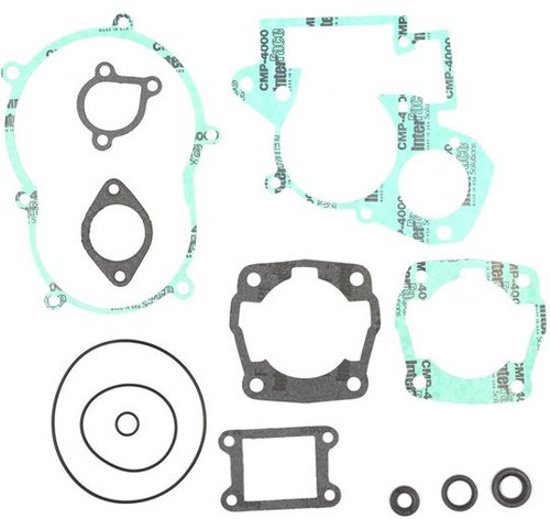 KTM 50 SX 2002-2008 COMPLETE GASKET KIT & OUTER SEALS MX PARTS