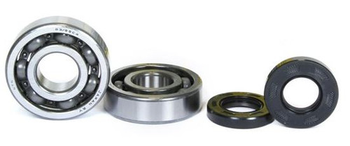 YAMAHA YZ250 2001-2018 MAIN CRANK BEARING KIT & CRANK SEALS