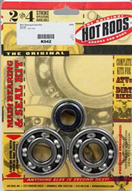 KTM 65 SX 2003-2008 MAIN CRANKSHAFT BEARING KIT HOT RODS PARTS