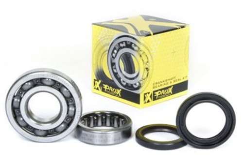 KAWASAKI KX250F 2004-2021 MAIN BEARING & CRANK SEALS KIT PROX