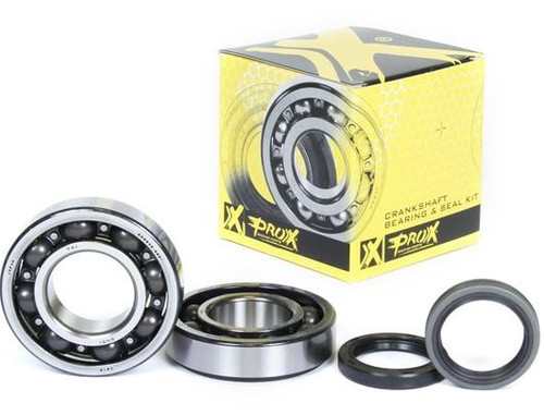 SUZUKI RMZ250 2004-2019 MAIN BEARING & CRANK SEALS KIT PROX