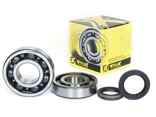 SUZUKI RMZ450 2005-2019 MAIN BEARINGS & CRANK SEALS KIT PROX