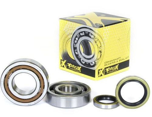 KTM 125 SX 1998-2020 MAIN BEARING & CRANKSHAFT SEALS KIT PROX