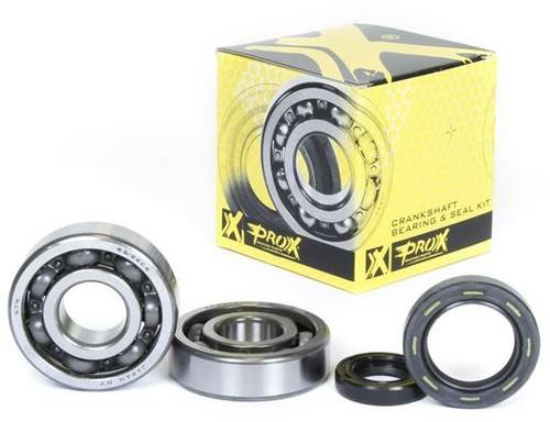 HONDA CR125 MAIN BEARING & CRANK SEAL KIT PROX PARTS 1986-2007