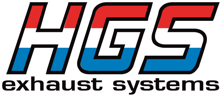 YAMAHA YZ125 2005-2018 EXHAUST & BLUE MUFFLER HGS SYSTEM