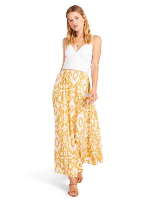 That's a Wrap Tuscan Yellow Skirt