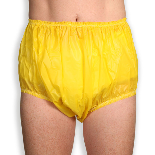 Incontrol Protective Plastic Pants #240 - Yellow