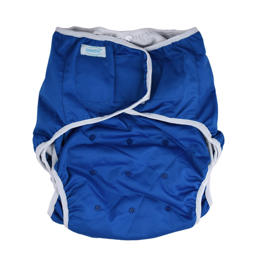 Blue Adult Swim Diaper