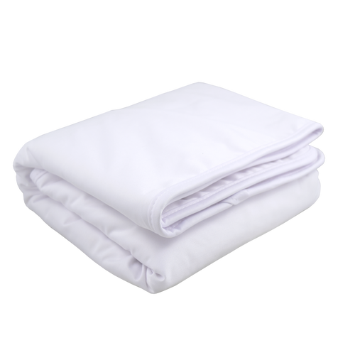White Reusable Absorbent Underpad