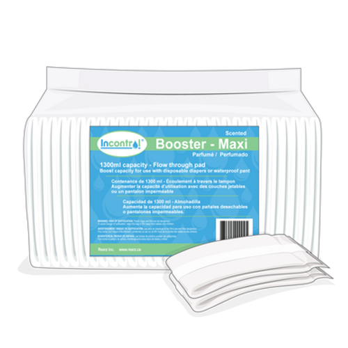 Incontrol Booster Pads - Scented