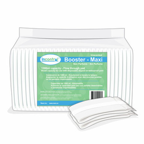 Incontrol Booster Pads - Unscented