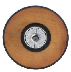 """3m Disc Pad,  Diameter 3"""",  Material Hard Rubber Black  Hard Rubber  45093"""