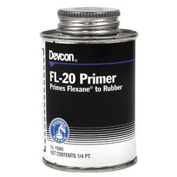 Devcon FL-20 Primer - Liquid 4 oz Bottle - For Use With Urethane