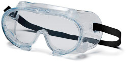Pyramex Chemical Clear Goggle W/Side Vent