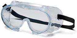 Pyramex G204T Clear Anti-Fog Chemical Goggle