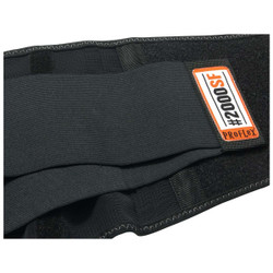 2000SF S Black High-Performance Back Support